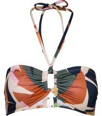 artygz bikini top bikinitop multi/mönstrad gestuz