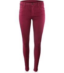 620 midrise super skinny electric sea destruct jeans