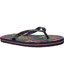 flip flop slipper big classic evo shoes summer shoes flip flops svart champion