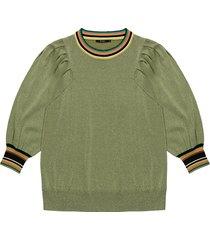 10 feet pullover 860041 groen