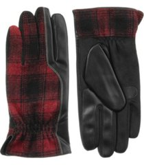 isotoner men's casual gloves