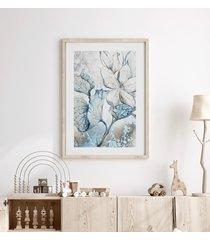 plakat lily blue