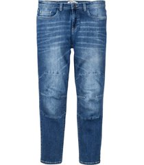jeans powerstretch regular fit straight (blu) - john baner jeanswear