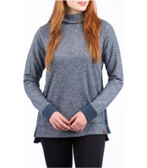 liv outdoor harlow hooded top