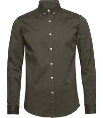 alex shirt overhemd business groen fram