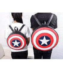 new marvel avengers captain america shield backpack bag shoulder bag