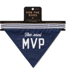 brass monkey the real mvp dog bandana