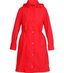 woolrich fabric waterproof coat