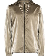 1017 alyx 9sm nightrider hooded jacket - green