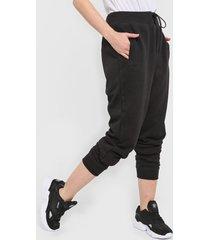 pantalón negro adidas originals jogger