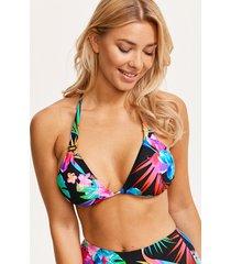 bora bora non wired halter triangle bikini top