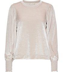 orieliw blouse blouse lange mouwen zilver inwear