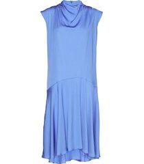 scence korte jurk blauw tiger of sweden