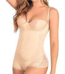 body control lauryn beige para mujer croydon