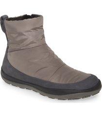 women's camper peu pista gore-tex waterproof bootie, size 11us - grey