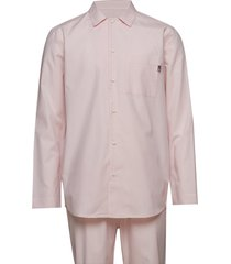 alexis unisex pajama pyjama roze lexington home