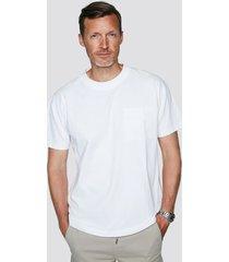 t-shirt i bomull - vit