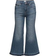 trina culotte ze3 16 jeans utsvängda blå gestuz