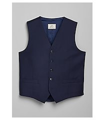 1905 navy collection traditional fit men's suit separates vest clearance by jos. a. bank