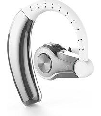 audifonos bluetooth t9 anti-sudor deportivos manos libres - plata