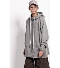 bluza oversize hoodie