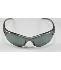 nike counter sunglasses ev0237 070 silver fade polarized flash dark gray lenses