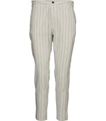 krissy trouser pantalon met rechte pijpen grijs hope