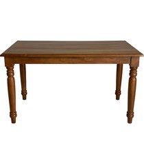 stół rozkładany flott bursztyn
