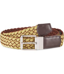ripley braided leather belt
