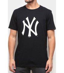 camiseta new era essentials tri neyyan preta masculina