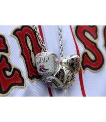 boston red sox  david ortiz necklace of rings 2.5 x 3.5  fridge magnet