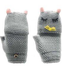 guantes rafael gris topsoc