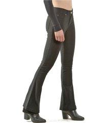 pantalón retro negro bous