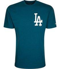 t-shirt korte mouw new-era mlb big logo oversized tee losdod