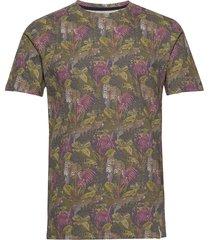 akralf t-shirt t-shirts short-sleeved multi/mönstrad anerkjendt