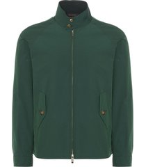 baracuta g4 harrington jacket | racing green | brcps-6368