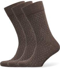 true micro dot underwear socks regular socks beige amanda christensen