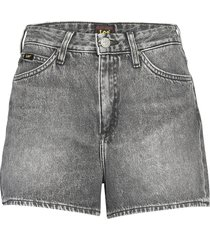 thelma short shorts denim shorts grå lee jeans