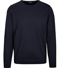 basefield pullover donkerblauw rf 219015919/606