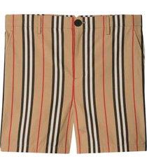 burberry check bermuda shorts