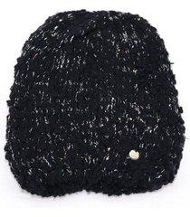 cappello liu jo buclee a68282 m0300 nero