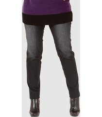 jegging miamoda black stone
