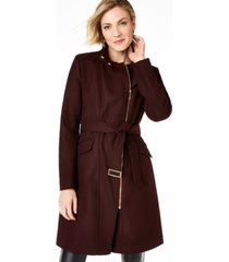 cole haan asymmetrical walker coat
