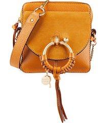 joan leather shoulder bag