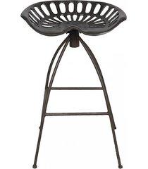 stołek barowy metalowy lori