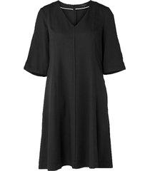jurk antraciet grijs