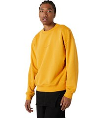 converse sudadera wordmark mock neck