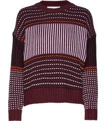 reka pullover stickad tröja multi/mönstrad inwear
