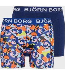 björn borg sammy shorts camo rose 2-pack boxershorts surf the web