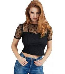 blouse guess w1gp49 kalo0